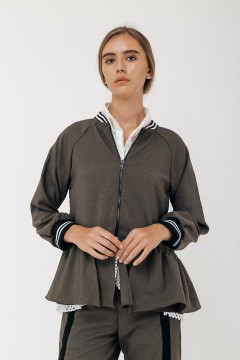 Army Caden Outer Top
