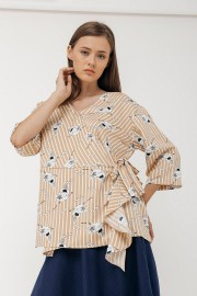 Pattern Calina Top Outer