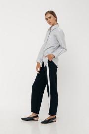 Black Belva Pants