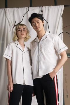 White Sample Shirt