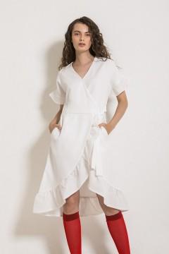 White Eloise Dress