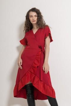 Red Eloise Dress