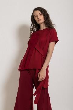 Red Scarlett Top