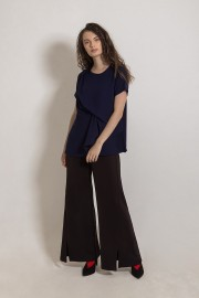 Black Vivien Pants
