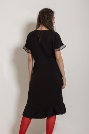 Black Eloise Dress
