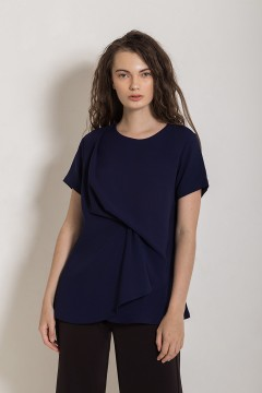 Navy Jillian top