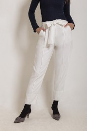 White Sorbet Pants