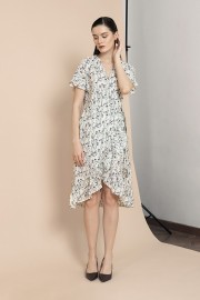 Pattern Elodie Dress