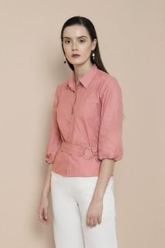 Pink Abby Shirt