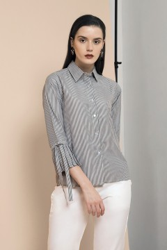 Black Stripes Wufi Shirt