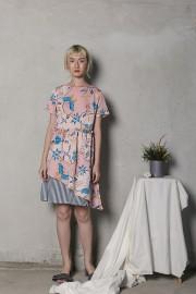 Pink Savana Dress