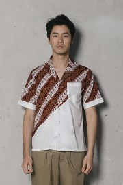 Brown Maha Shirt