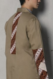 Brown Satya Outer Top
