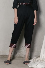Black Ziva Pants
