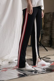 Red Line Track Pants