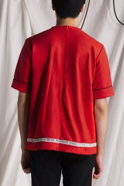 Red Prototype Sweat Tshirt