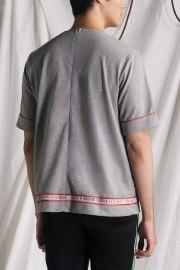 Grey Prototype Sweat Tshirt