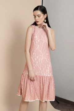 Pink Belle Dress