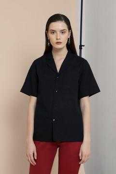 Black Baseball Shirt