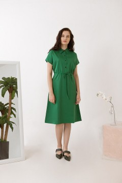 Green Kaylee Dress