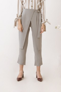 Grey Zeina Pants