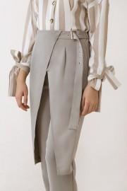 Grey Zeina Pants