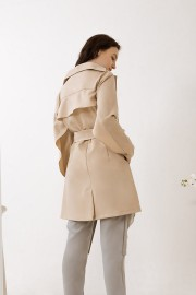 Beige Syeda Outer