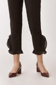 Black Stripes Tesla Pants