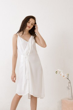 White Tiana Dress