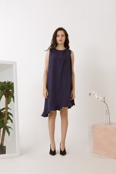 Navy Corin Dress