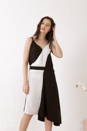 Monochrome Tiana Dress