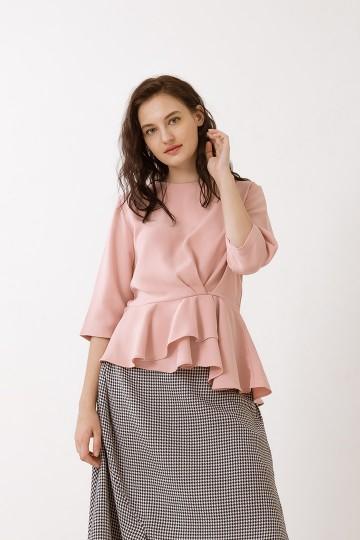 Pink Faye Top