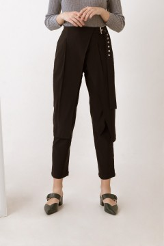 Black Yara Pants
