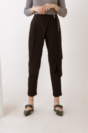 Black Yara Pants