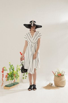 Big Stripes Kala Dress