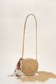 Small Rattan Bag