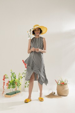 Stripes Casandra Dress