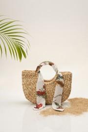 Dona Rattan Bag