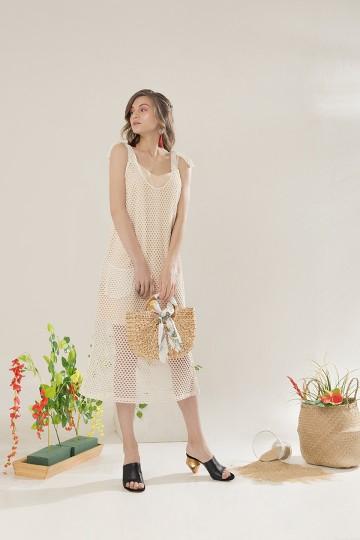 Net Blumen Dress Set