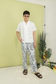 White Ocean Shirt