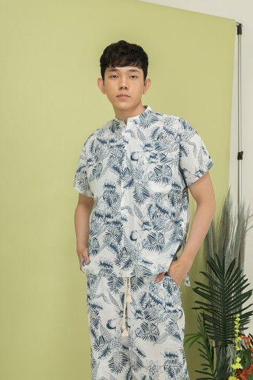 Palm Spring Marine Shirt