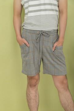 Checked Waikiki Shorts