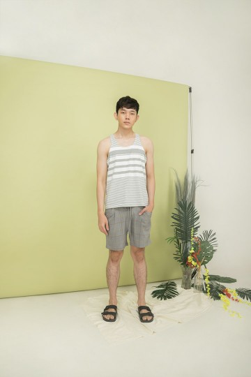 Grey Summer Tank