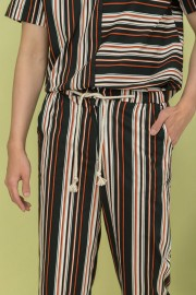 Black Cyprus Pants