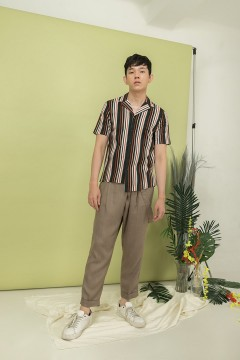Black Omnia Shirt
