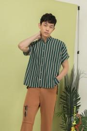 Green Marine Shirt