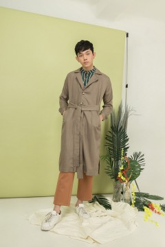 Toffee Albatros Coat