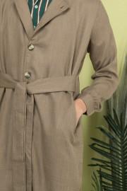 Toffee Albatros Coat