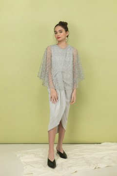 Grey Irish Kaftan