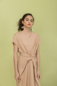 Nude Nastya Dress